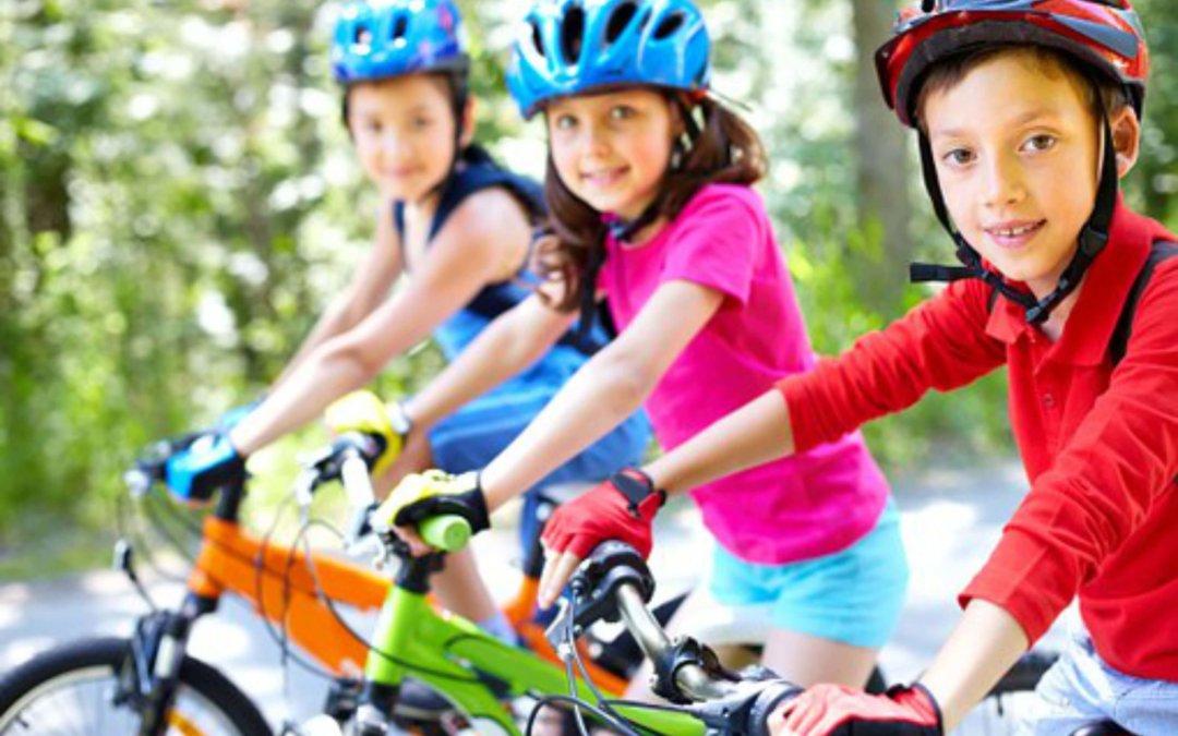 La Marcha Escolar en Bicicleta por Colmenar Viejo ha abierto sus inscripciones gratuitas