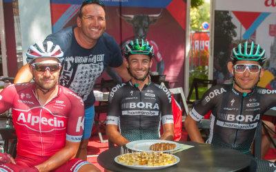 ¡Gana dos pases VIP para La Vuelta!