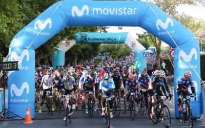 Más de 1.600 cicloturistas Desafían a los Puertos de Guadarrama en 2019